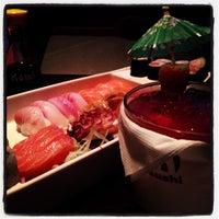 Photo taken at Kami Sushi by Kelly R. on 7/13/2013