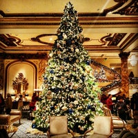 Photo taken at The Fairmont San Francisco by Andrew K. on 12/2/2012