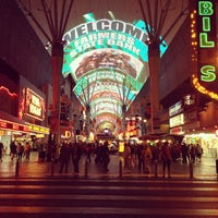 Photo taken at Downtown Las Vegas by Andrew K. on 3/13/2013