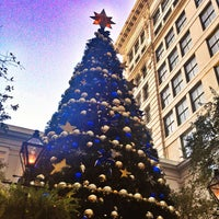 Photo taken at The Ritz-Carlton New Orleans by Desha R. on 12/30/2012