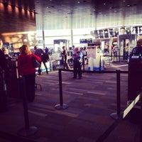 Photo taken at TSA Screening by Eric R. on 12/16/2013