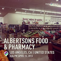 Photo taken at Albertsons by Tolitz R. on 4/13/2013