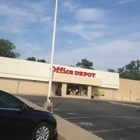 Photo taken at Office Depot by Kara H. on 9/15/2013