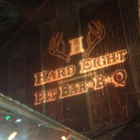 Photo taken at Hard Eight BBQ by Janice B. on 9/28/2013