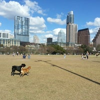Photo taken at Auditorium Shores at Lady Bird Lake by Natalie R. on 2/2/2013