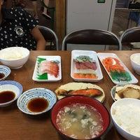 Photo taken at 八戸市営魚菜小売市場 by まるこ じ. on 8/5/2016