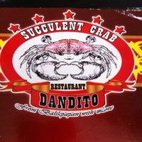 Photo taken at Dandito Seafood | Restaurant by Wulan A. on 4/3/2015