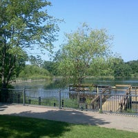 Photo taken at Marydale Park by Amelia B. on 7/4/2013