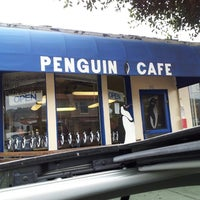 Photo taken at Penguin Cafe by Randy F P. on 3/5/2013