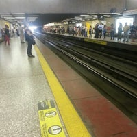 Photo taken at Metro Los Héroes by Gina D. on 1/15/2013