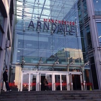 Photo taken at Manchester Arndale by Vincent M. on 1/24/2015