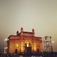 Photo taken at Gateway of India by Rajesh R. on 3/7/2013