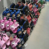 Photo taken at crocs by OlsenHH on 5/4/2013