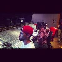 Photo taken at Stankonia Studios by Tremaine G. on 10/13/2012