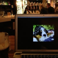 Photo taken at 1600 World Bier Haus by Trent J. on 4/12/2013