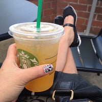 Photo taken at Starbucks by Gokcen B. on 4/11/2014
