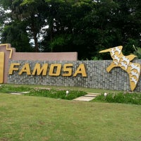 Photo taken at A'Famosa Resort by FazLi A. on 11/23/2012