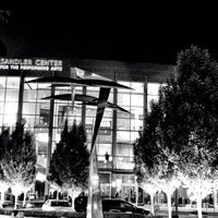 Photo taken at Sandler Center for the Performing Arts by David S. on 10/6/2013