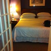 Photo taken at Sheraton Suites Old Town Alexandria by Angela R. on 4/29/2013