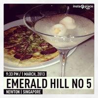 Photo taken at Emerald Hill No 5 by Karen W. on 3/1/2013