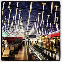 Photo taken at Shanghai Pudong International Airport (PVG) by Josephine A. on 6/7/2013