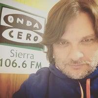 Photo taken at Onda Cero Sierra by Juan Antonio T. on 3/16/2016