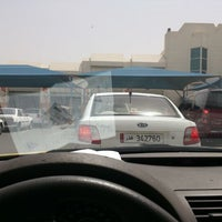 Photo taken at WOQOD Vehicles Inspection (FAHES) Industrial Area by Gohar F. on 5/20/2013