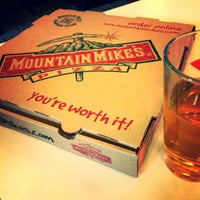 Photo taken at Mountain Mike's Pizza by Selin W. on 1/25/2015