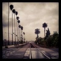 Photo taken at Metrolink Riverside-La Sierra Station by Alicia B. on 5/27/2013