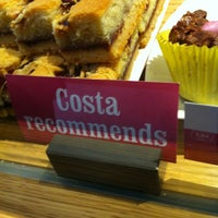 Photo taken at Costa Coffee by Vijay M. on 3/29/2013