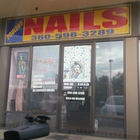 Photo taken at Poulsbo Nails by Bill V. on 2/16/2013