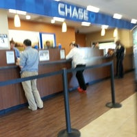 Photo taken at Chase Bank by Charles G. on 5/3/2013