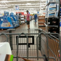 Photo taken at Walmart Supercenter by Charles G. on 7/14/2013
