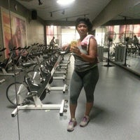 Photo taken at LA Fitness by Tanneisha D. on 7/17/2013