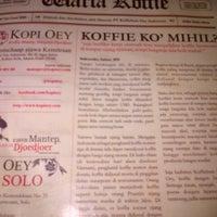 Photo taken at Kopitiam Oey by Anindita P. on 6/15/2013