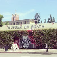 Photo taken at Museum of Death by M W. on 5/3/2014