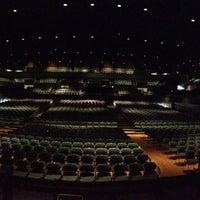 Photo taken at Bell Auditorium by Elizabeth M. on 3/3/2013
