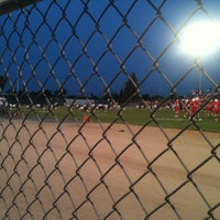Photo taken at Ceres High School Football Field by Genevieve L. on 9/14/2013