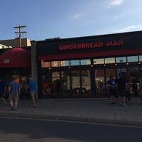 Photo taken at Gingerbread Man by Justin K. on 6/28/2014