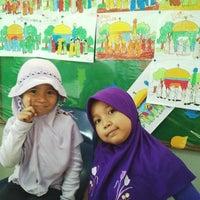 Photo taken at Al Jannah Islamic Fullday School by zuyina on 8/13/2015