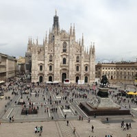 Photo taken at Piazza del Duomo by РИ Н. on 5/24/2013