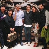 Photo taken at Louis Vuitton by Bryan Chin-Yu C. on 12/19/2015