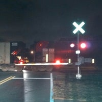 Photo taken at Railroad Crossing on 14th Avenue by Jay M. on 6/2/2013