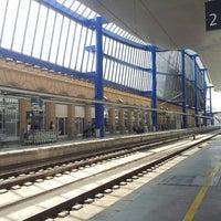 Photo taken at RENFE Estació Lleida - Pirineus by Chabier N. on 6/28/2013