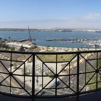 Photo taken at Embassy Suites by Hilton San Diego Bay Downtown by Sakinah J. on 4/22/2013