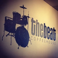 Photo taken at The Beat Coffeehouse by Joshua S. on 12/18/2012