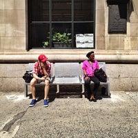 Photo taken at New York Public Library - Muhlenberg by Matt V. on 7/26/2013