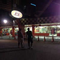 Photo taken at A&W by Imran I. on 7/13/2013