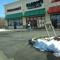 Photo taken at Harrows Chicken Pies by Cody D. on 1/6/2013