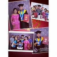 Photo taken at Universitas Kristen Satya Wacana by Chrisandy S. on 10/20/2014